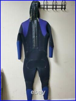 Quicksilver Scuba Suit Men's Small