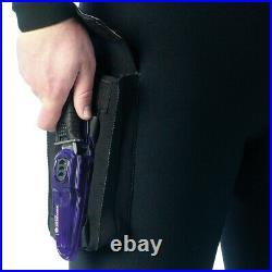 RBX Rubatex 4.0mm Neoprene Scuba Diving Drysuit