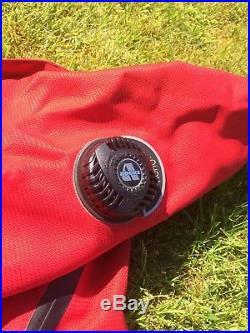 Roho Duratek mens SCUBA Drysuit Dry Suit. Bargain! SAVE around £250