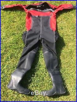Roho Duratek mens SCUBA Drysuit Dry Suit. Suit someone around 5ft 4ins