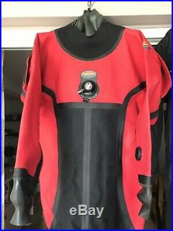 Roho Ladies Scuba Diving Dry Suit + Extras