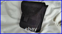 SCUBA DIVING DRY SUIT CARGO/TOOL POUCH (glue on)
