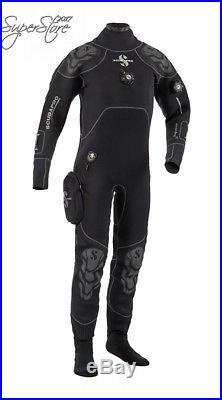 ScubaPro Everdry 4 Dry Suit, Men's Scuba Diving Drysuit