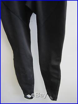 Scuba Dive Suit Undergarment, Full Suit, Black Size Medium Long