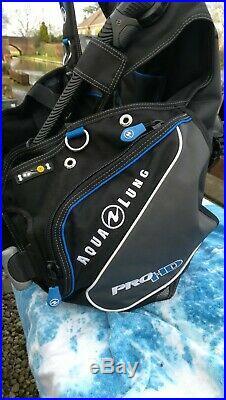 Scuba Dive gear used 4 times bundle Semi dry suit for female