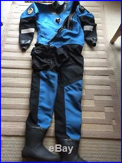 Scuba Diving Aqua-Tek CX500 Membrane Dry Suit