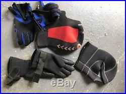 Scuba Diving Complete Dry Suit Kit XL