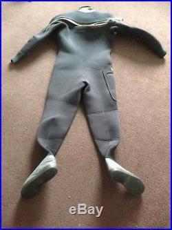 Scuba Diving Dry Suit Neoprene