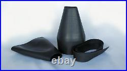 Scuba Diving Dry Suit Pair Large Heavy Duty Cone Wrist Seals With Tape