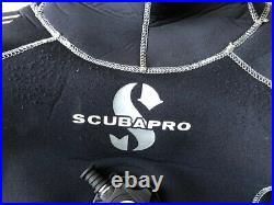 Scuba Diving Dry Suit Scubapro Everdry 4 Mens Medium
