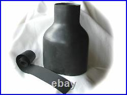 Scuba Diving Dry Suit Standard Bellows Neck Seal & Bottle Wrist Seal With Tape