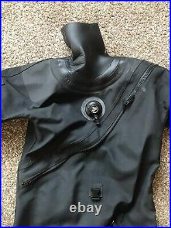 Scuba Diving Drysuit, Brand New, Front Entry, Size Small RRP £780
