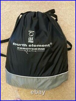 Scuba Diving Drysuit, Fouth Element Thermal undersuit L In Excellent Condition