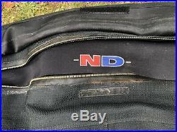 Scuba Diving Drysuit Northern Diver Cortex Size XL TALl
