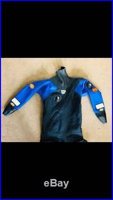Scuba Diving Drysuit Otter New