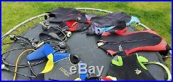 Scuba Diving Equipment BCDs / Regulators / Wetsuits / Drysuits / Computer etc
