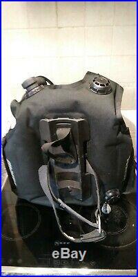 Scuba Diving Equipment Drysuit, Undersuit, Regulators +BCD