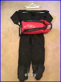 Scuba Diving Hydrotech Drysuit (SizeM)