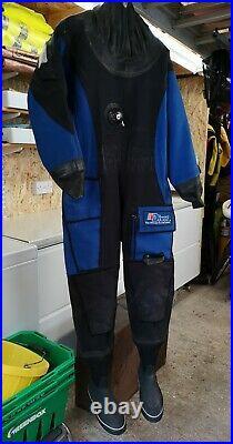 Scuba Diving Membrane Drysuit