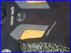 Scuba Diving Neoprene Dry Suit