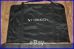 Scuba Diving Neoprene Drysuit By Typhoon In Black Size L