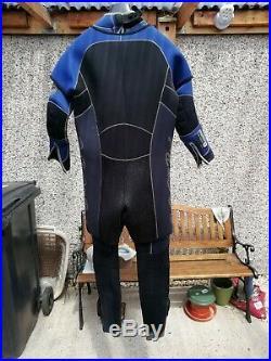 Scuba Diving Semi Dry Suit