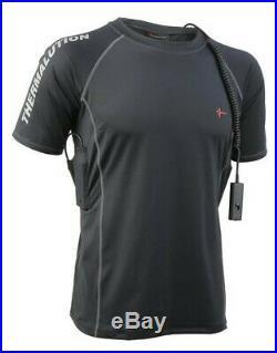 Scuba Diving THERMALUTION COMPACT HEATED SHIRT 2XL 20% OFF! Drysuit rash vest