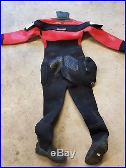 Scuba Diving dry suit Northern diver