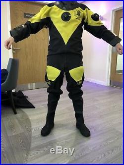 Scuba Dry Suit Body Glove