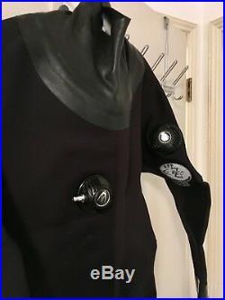 Scuba Dry Suit Diving Concepts NEO Z Dry Suit