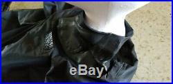 Scuba Drysuit Aqualung Whites cross zipper tactical black Size XXL EXCELLENT