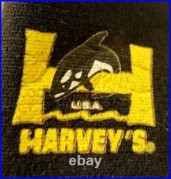 Scuba Drysuit Harvey's Neoprene Drysuit Large Very Nice