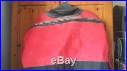 Scuba Drysuit Otters Watersports Size 8 boot