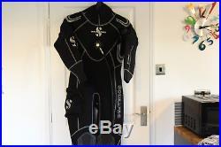Scuba Drysuit Scubapro Everdry 4 (Size S/48 Man)