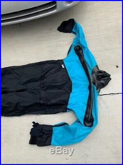 Scuba Gear / OS System Dry Suit Lot Of 2 As Is Will Look