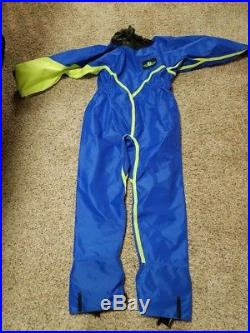 Scuba Gear / RS Pro Series Dry Suit with Fleece Undergarment