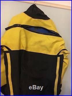 Scuba Membrane Drysuit 6'6