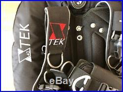 Scuba Pro X Tek 40 Wing BCD plus Aquior Pro Dry Suit -Scuba Diving