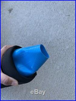 Scuba Waterproof Drysuit DX1 Hybrid Mens Medium Large