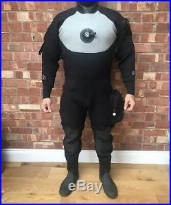Scuba diving drysuit Seaskin Xl Neoprene