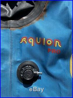 Scuba diving equipmentScubapro BCDOctopusRegsGaugesDry Suit