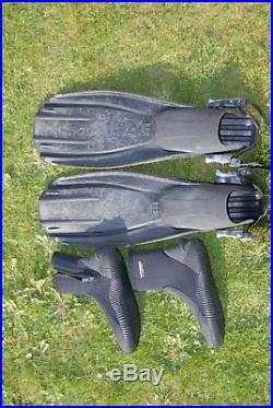 Scuba diving equipment, Apeks, Oceanic, Wetsuit, Drysuit, Suunto Cobra Computer