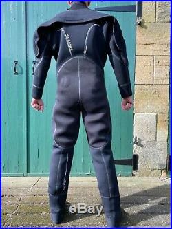 Scuba diving equipment Drysuit Oceanic 5mm pioneer, mens, size L