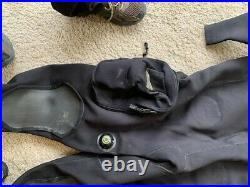 Scuba diving equipment pre owned