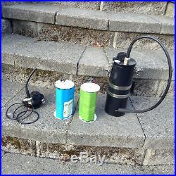 Scuba drysuit heated undergarment battery pak (2 batteries & chargers) extra lid