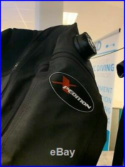 Scubaforce Xpedition SE Herren XL Trockentauchanzug Kpl, Top