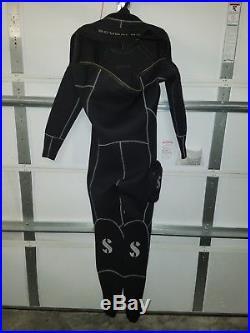 Scubapro Everdry 4 Neoprene Scuba Diving Drysuit (XL)