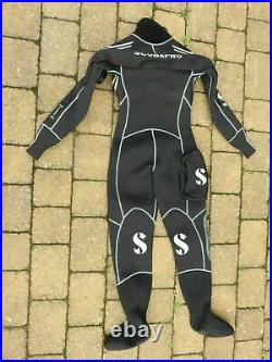 Scubapro Everdry 4 women's or child's scuba diving dry suit extra small