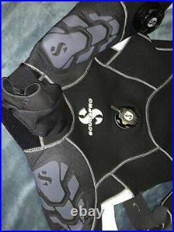 Scubapro Everdry 4mm Neoprene Men's X-Large Drysuit Cold Water Scuba Diving Gear