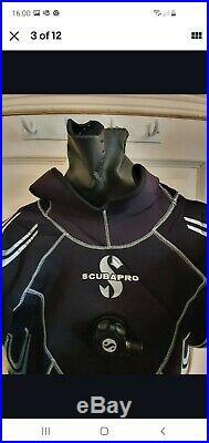 Scubapro Everdry pro 4.0 XXL Scuba Diving Dry Suit (READ DESCRIPTION)